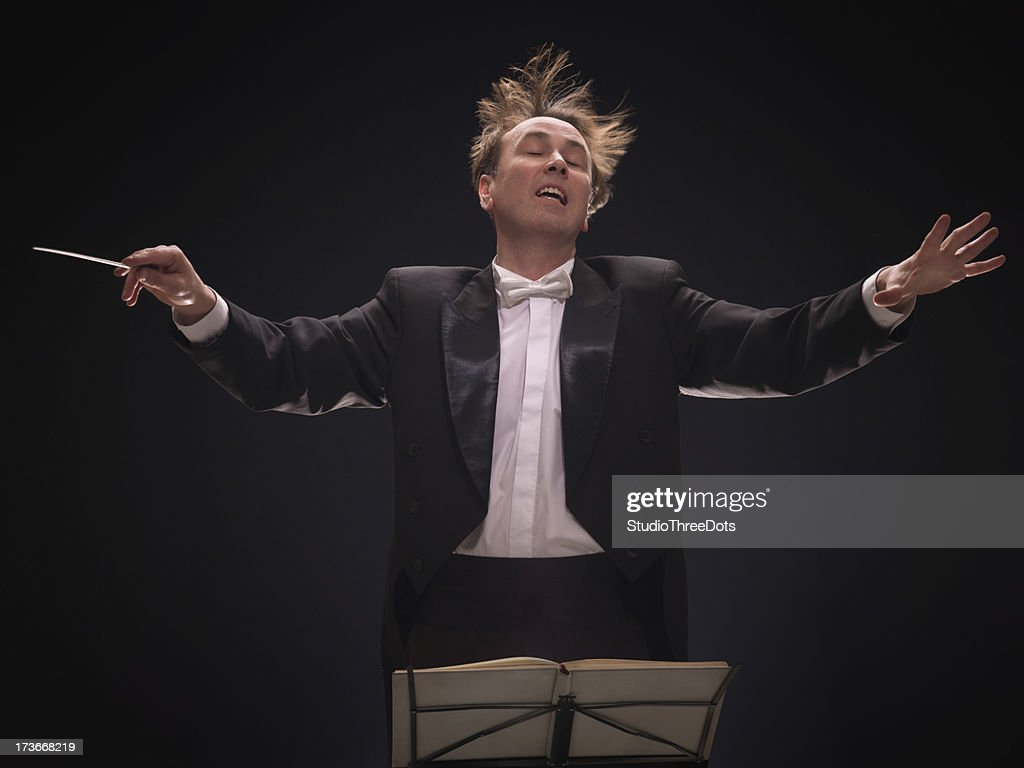 conductor : Stock Photo