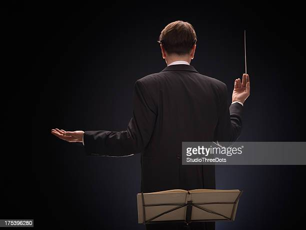 conductor - tail coat stock pictures, royalty-free photos & images