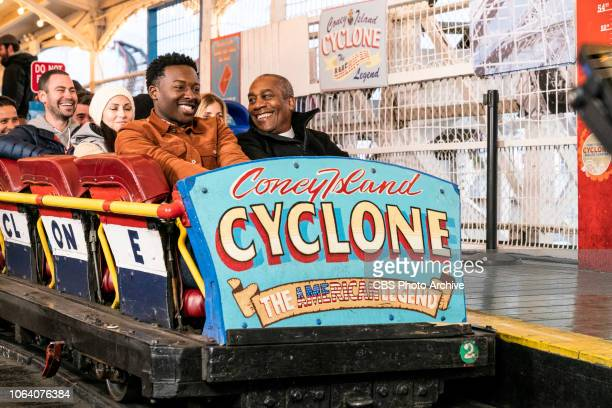 'Coney Island Cyclone' When the God Account sends Miles the name of one of Arthur's parishioners a single father who recently lost his wife the...