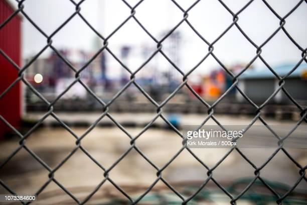 Coney Island Fence