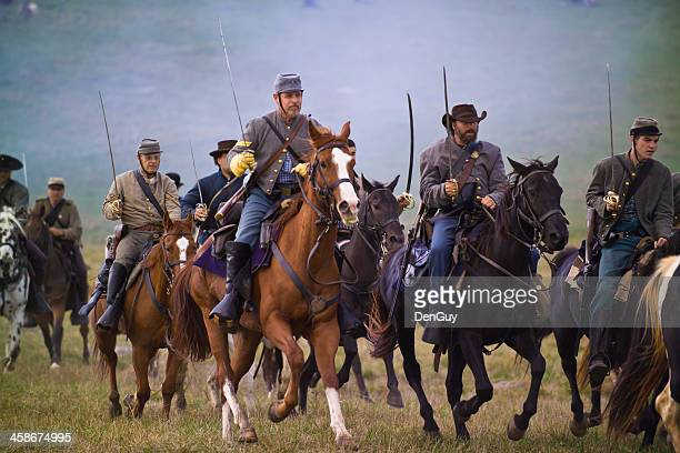 Confederate Cavalry in the Shenandoah Valley, Virginia