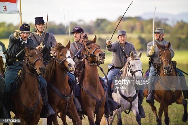 Confederate Cavalry in the Shenandoah Valley Virginia