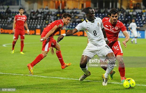 Confederation Africainede Football 28th Orange -Africa Cup of Nations,CAN 2012 Equatorial Guinea-gabon 21.01..2012 Ghana vs Tunisia