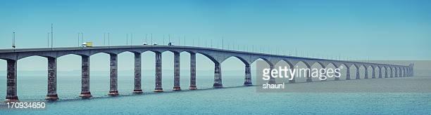 Ponte de confederação panorâmica
