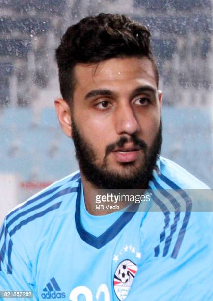 Confederation of African Football World Cup Fifa Russia 2018 Qualifier / 'nEgypt National Team Preview Set 'nAhmed Nasser ElShenawy