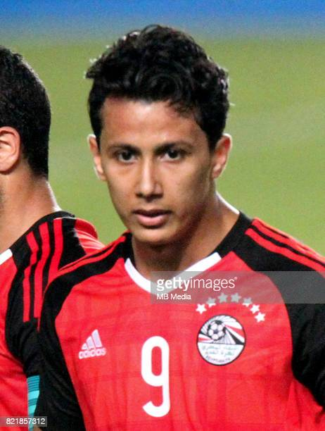 Confederation of African Football World Cup Fifa Russia 2018 Qualifier / 'nEgypt National Team Preview Set 'nAmr Gamal Sayed Ahmed