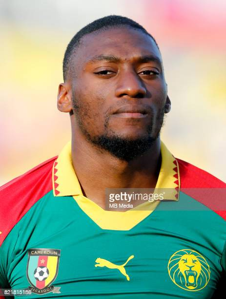 Confederation of African Football World Cup Fifa Russia 2018 Qualifier / nCameroon National Team Preview Set nKarl Toko Ekambi