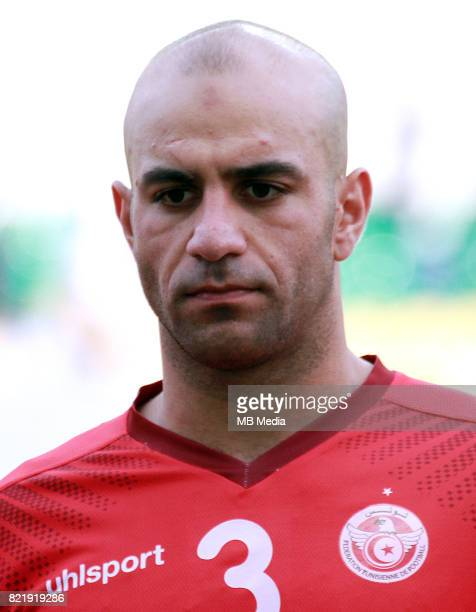 Confederation of African Football World Cup Fifa Russia 2018 Qualifier / 'nTunisia National Team Preview Set 'nAymen Abdennour