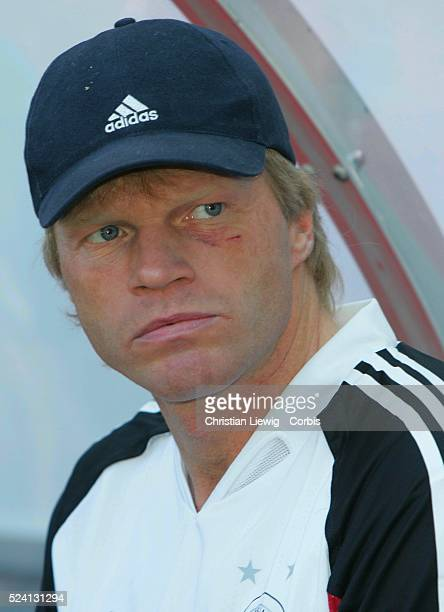 Confederations Cup first round Tunisia vs Germany Germany won 30Oliver Kahn