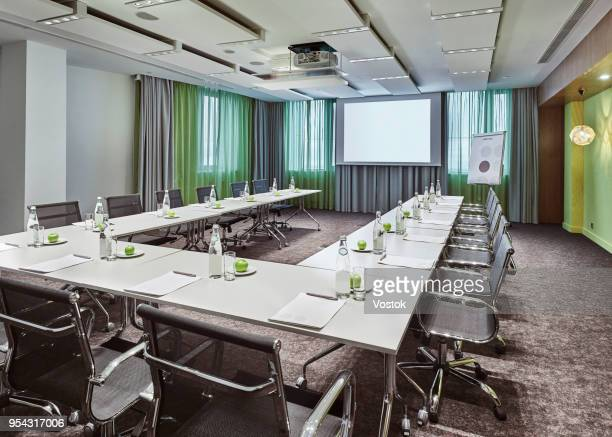 Conference and meeting room in the Hotel in Moscow