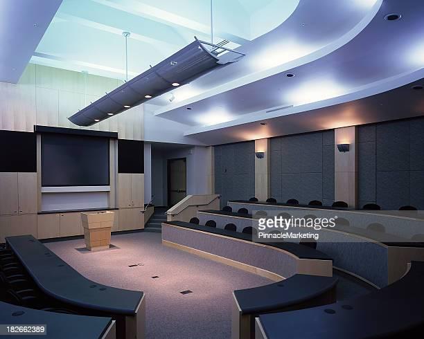 Tagungsraum im Konferenzzentrum