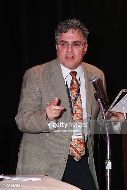 Conference Chairman Jeffrey Andrick at The 4th Annual Film Finance Forum West Presented By Winston Baker In Association With Variety Day 3 held at...