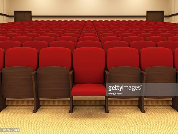 conference hall concept - front row photos stock pictures, royalty-free photos & images