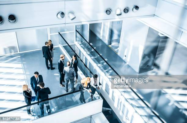 conference meeting - hotel lobby stock pictures, royalty-free photos & images