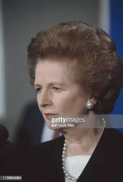 Conference on Security and Cooperation in Europe: Margaret Thatcher.