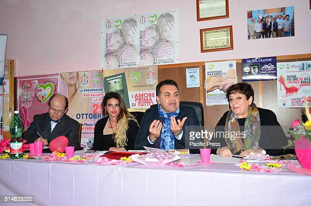 A conference with the theme To smile again violence against women is not just a crime story is organized by the Association Friends of Susy Smile...
