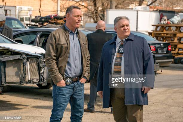 D Confession Episode 621 Pictured Jason Beghe as Hank Voight Daniel Houle as Todd Harris