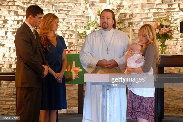 LIGHTS Confession Episode 9 Air Date Pictured Kyle Chandler as Eric Taylor Connie Britton as Tami Taylor Peter Heckmann as Pastor Madilyn Landry as...