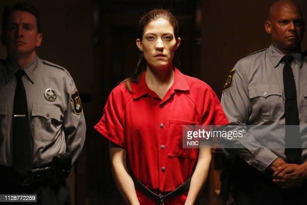WITHIN Confessions Episode 104 Pictured Jennifer Carpenter as Erica Shepherd
