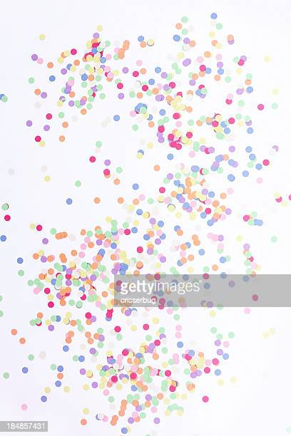 Confetti Background