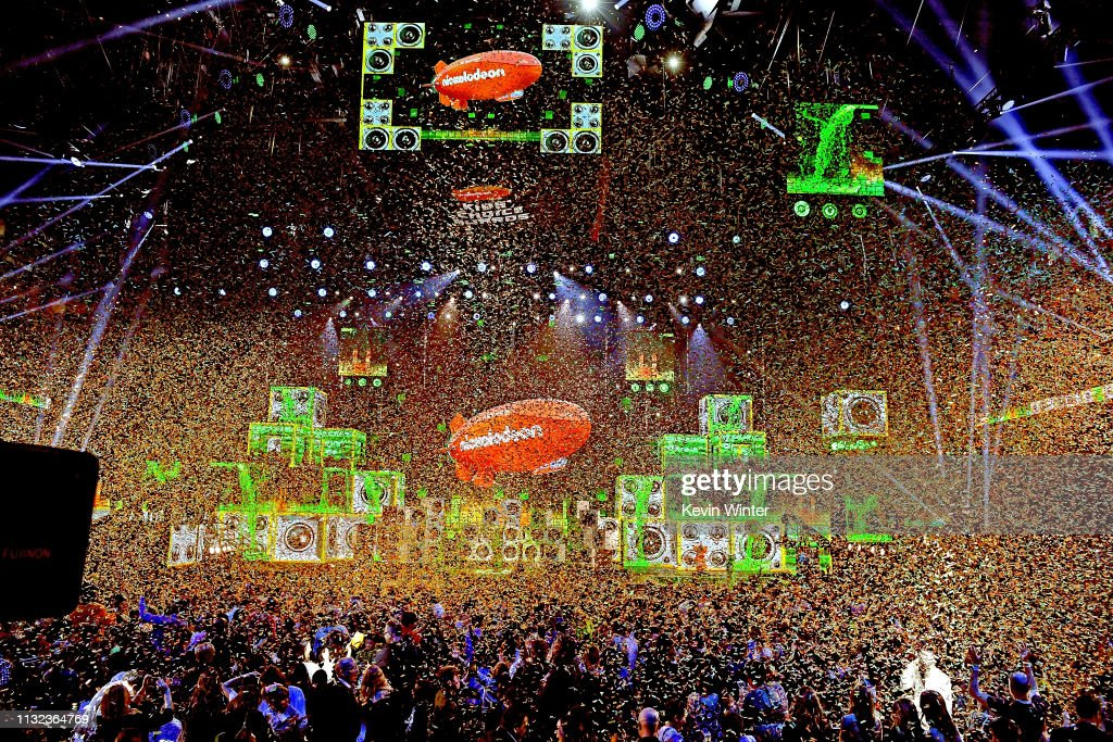 Nickelodeon's 2019 Kids' Choice Awards - Show : News Photo
