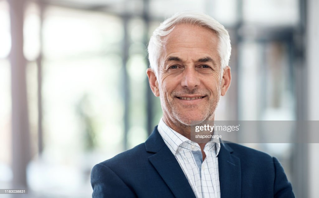 Confidence and success go hand in hand : Stock Photo