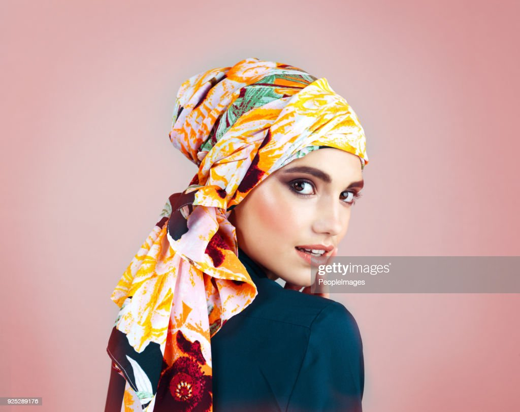 Confidence brings out the beauty : Stock Photo