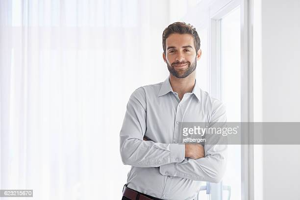 confidence looks great on him - metrosexual stock pictures, royalty-free photos & images