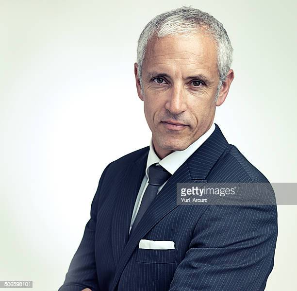 confidence suits him - striped suit stock pictures, royalty-free photos & images