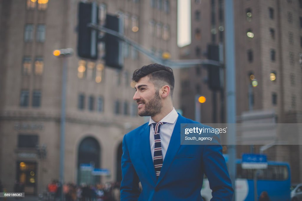 Confident and successful : Stock Photo