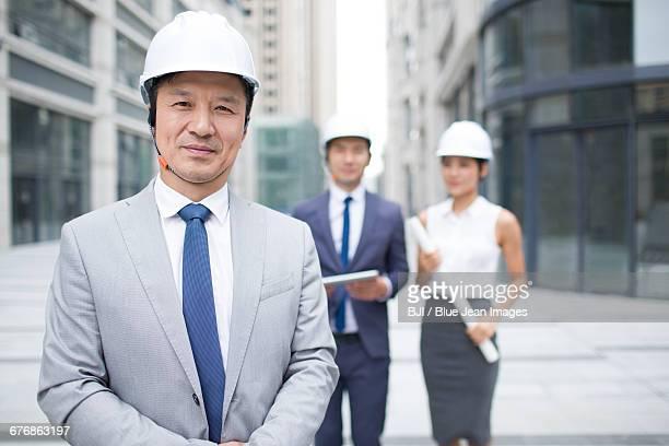 Confident architects