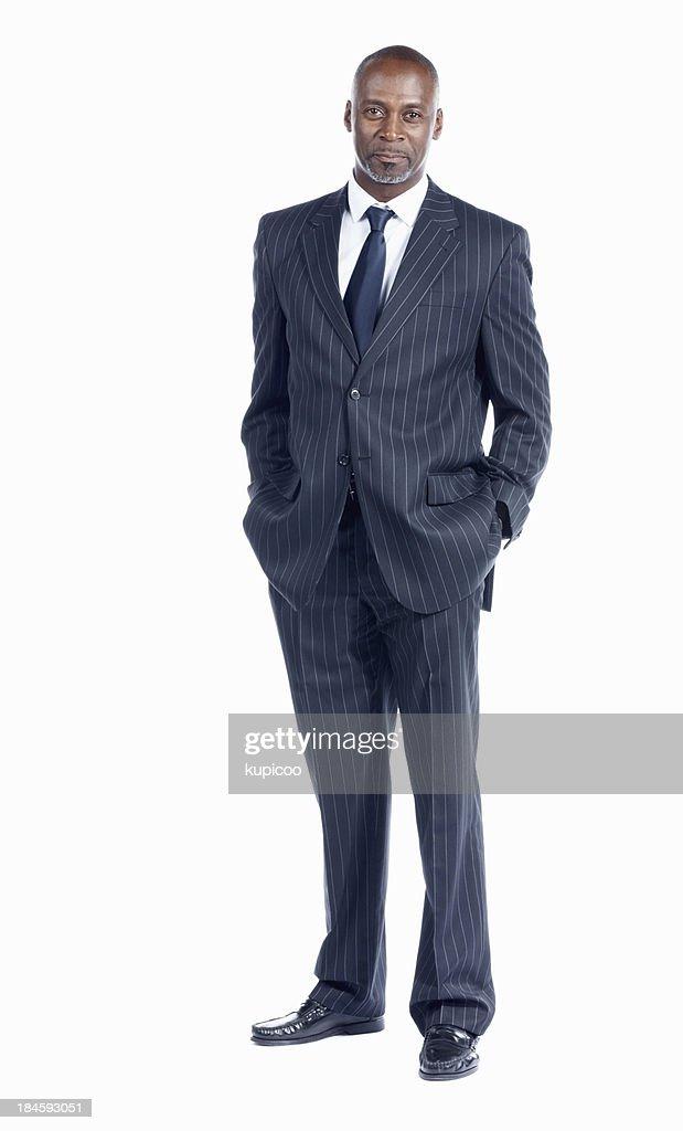 Sicurezza Uomo d'affari : Foto stock