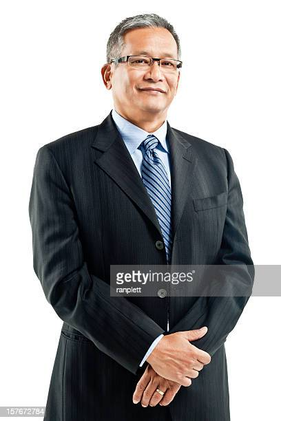 Confident Businessman - Isolated