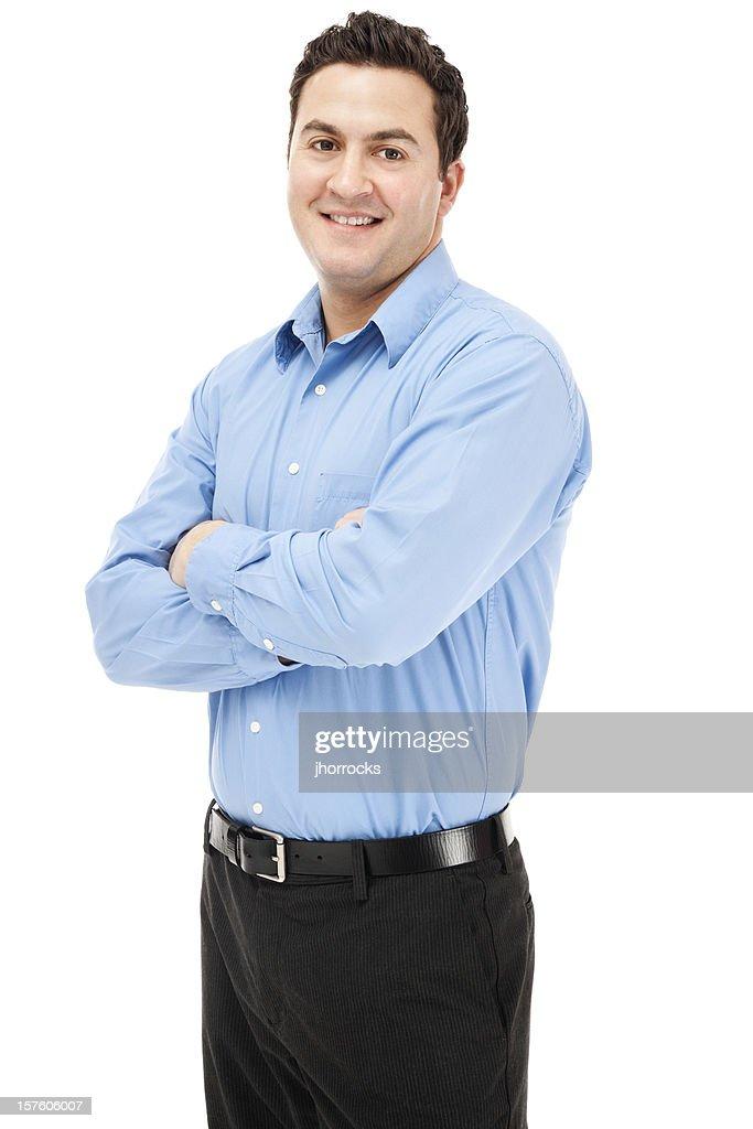 Confident Businessman : Stock Photo