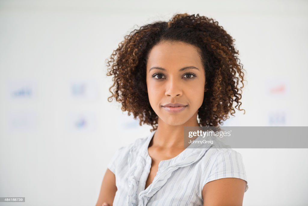 Confident Businesswoman : Stock Photo