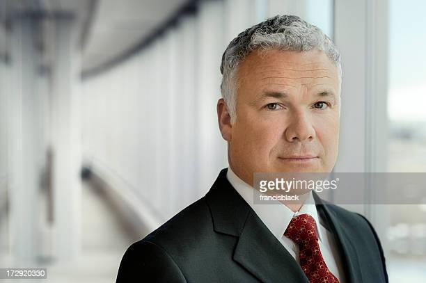 confident CEO