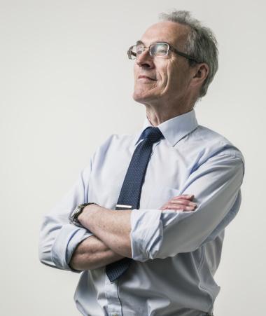 Confident elderly business man - gettyimageskorea