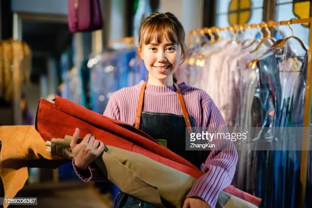 a confident entrepreneur - fashion designer stock pictures, royalty-free photos & images