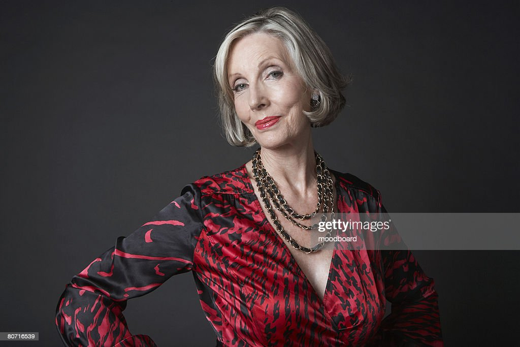 Confident Mature Woman Stock Photo - Getty Images-8776
