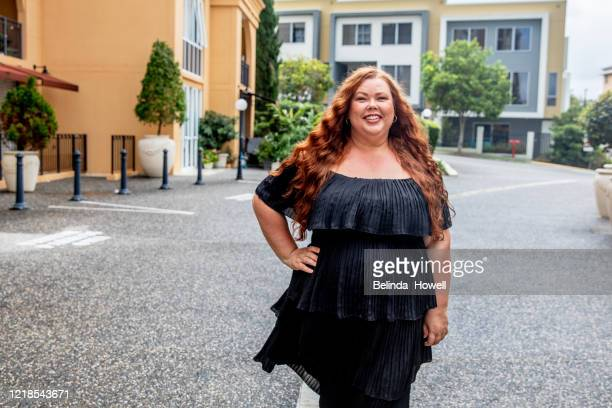 confident, plus sized women with a positive body image - chesty love stock pictures, royalty-free photos & images