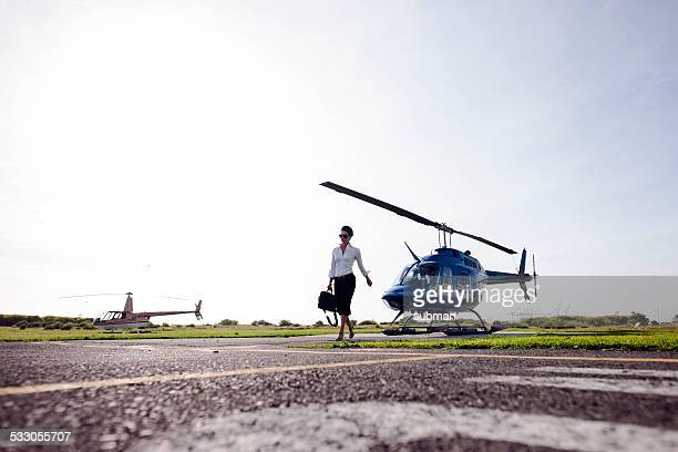 confident & successful - helicopter stock pictures, royalty-free photos & images