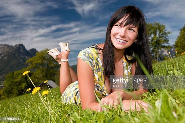 Confident Summer Braces Smile (XXXL)