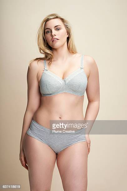 confident woman in underwear - knickers photos stock pictures, royalty-free photos & images