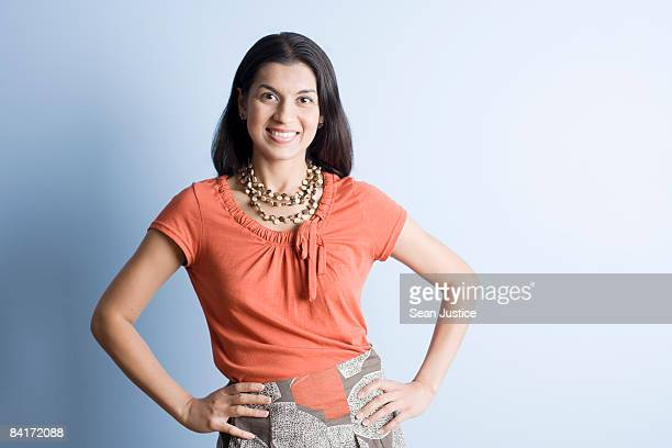 confident woman. - necklace stock pictures, royalty-free photos & images