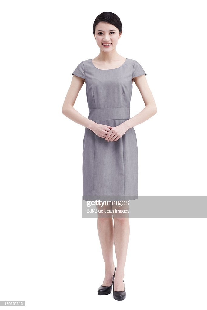 Confident young businesswoman : Stock Photo