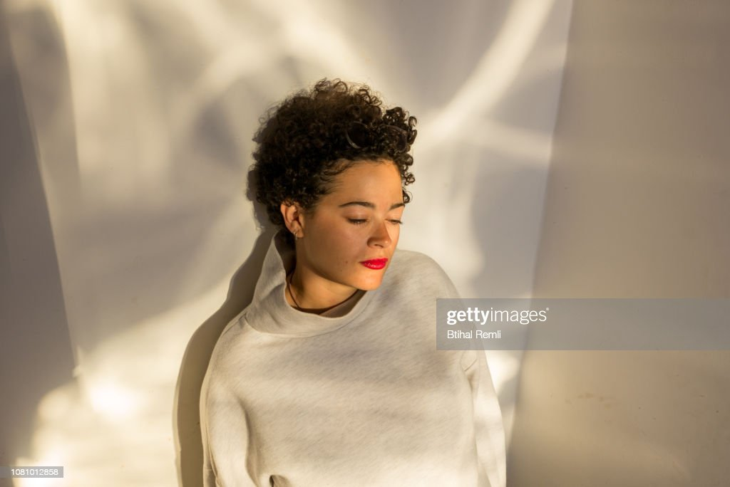 confident young woman : Stock Photo