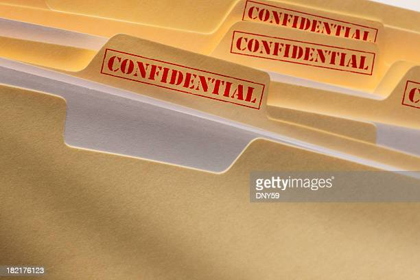 confidential files - private stock pictures, royalty-free photos & images