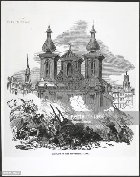 Conflict at the University Vienna Vienna