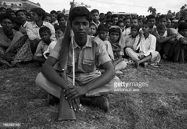 Conflict Between India And The West Pakistan The Birth Of Bangladesh Bangladesh 12 28 décembre 1971 conflit et indépendance pour le nouvel état du...