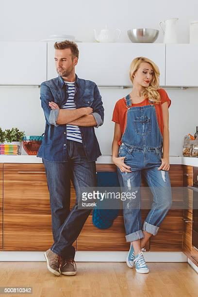 Conflit entre homme et femme